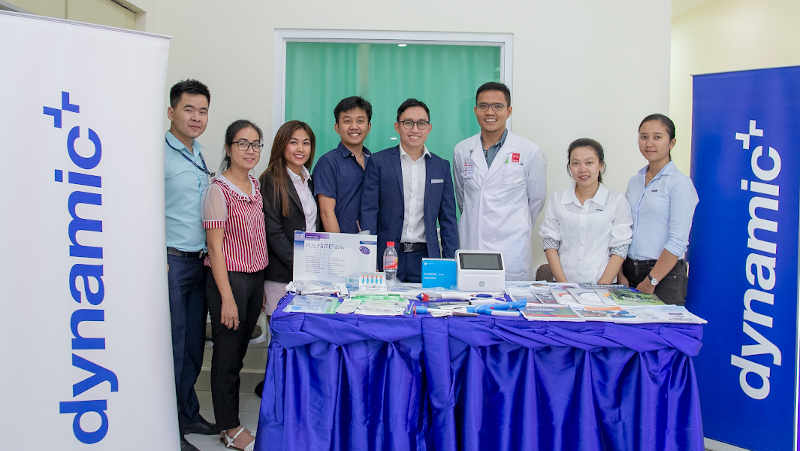 Interventional Radiology Workshop at Calmette Hospital